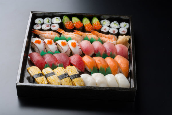 寿司盛り 美咲 みさき (4~5人前)