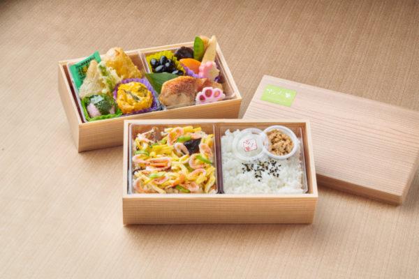 葵(あおい)御膳   ちらし寿司