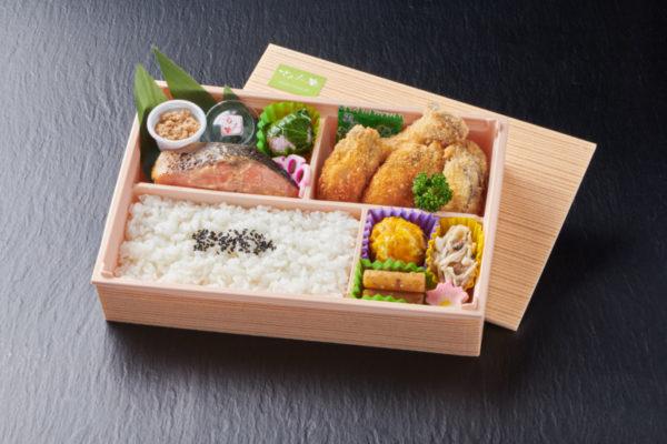 常盤(ときわ)弁当 ~広島県産かきフライ~