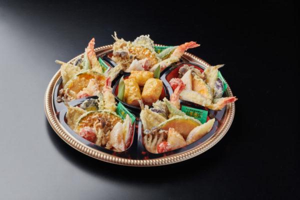 オードブル 天ぷら盛合せ